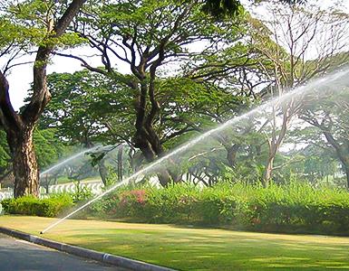 园林绿地智能灌溉