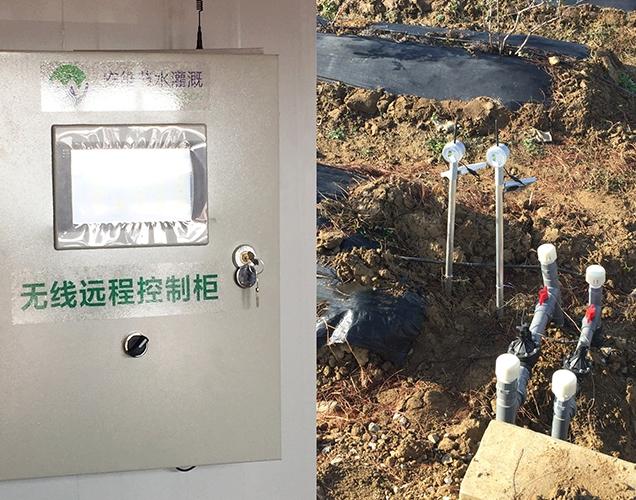 安徽安维节水智能灌溉工程