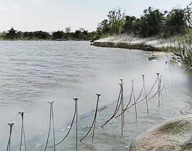 江苏景观湖造雾工程