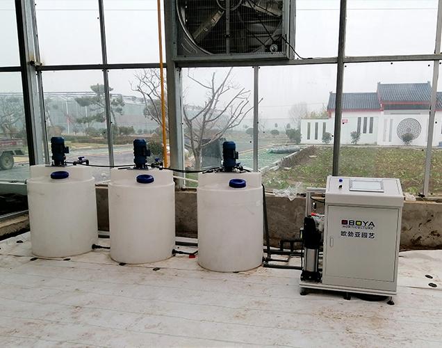 徐州产业园智能灌溉工程