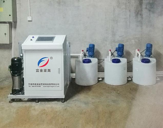 北京智能灌溉工程