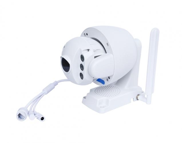 高清插卡室外云台球机(4G)