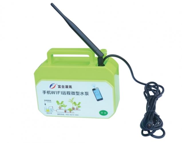 易控WIFI远程微型水泵(短天线版)