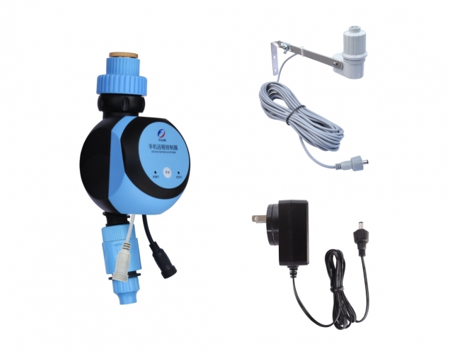 易控WIFI手机远程雨量控制器(DC电源)