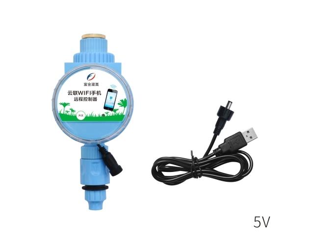云联WIFI手机远程雨量控制器(DC电源)