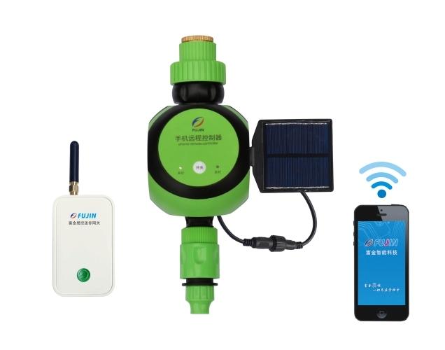 单路网关-WiFi手机远程控制器(太阳能板)