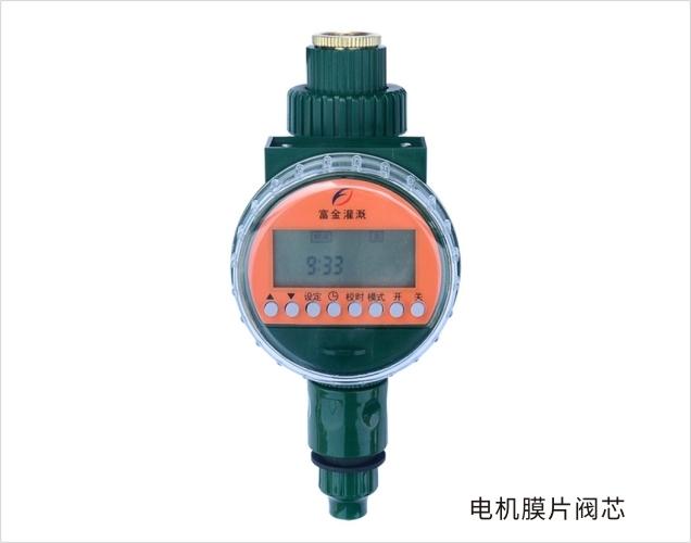 三代干电池雨量液晶控制器