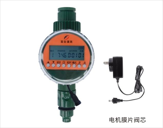 三代DC电源液晶控制器