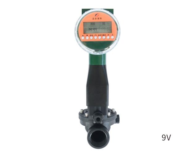 三代干电池雨量液晶电磁阀控制器