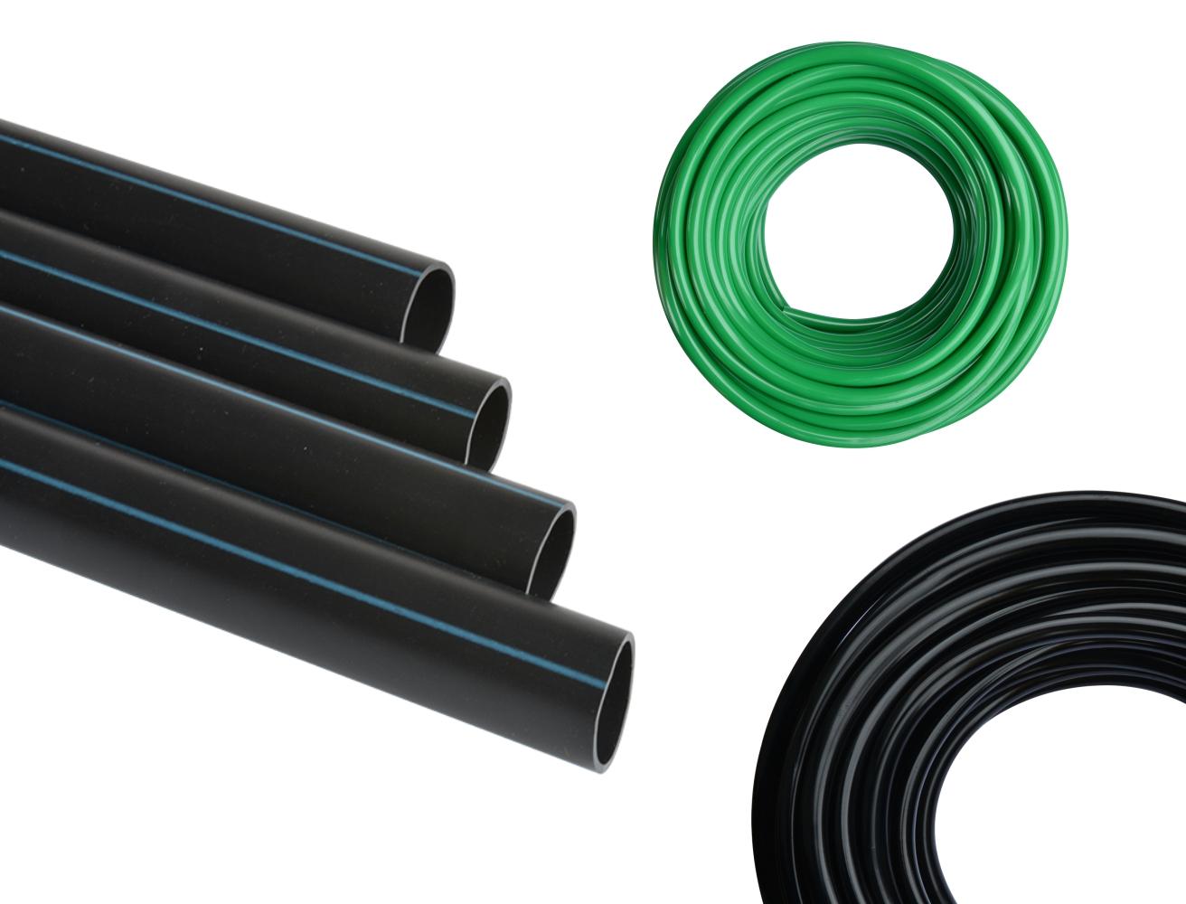PVC、PE管子类
